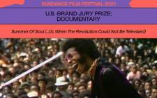 Musician Questlove's first movie 'Summer of Soul (...Or, When The Revolution Could Not Be Televised),' about the huge Black Woodstock festival that took place in 1969 Harlem, won jury and audience prizes for best documentary. Picture: @sundancefest/Twitter