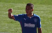 Honduran footballer, Arnold Peralta. Picture: Facebook.