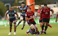 Canterbury Crusaders inflicted a 63-28 thrashing of Australian champions Queensland Reds in their Super Rugby Trans-Tasman match on Saturday, 22 May 2021. Picture: Twitter/@SuperRugby