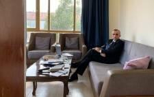 Afghanistan's vice president Amrullah Saleh. Picture: Facebook/@AmrullahSaleh.Afg