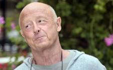 "British film director Tony Scott posing in Paris during a photocall to present his movie ""The Taking of Pelham 123"". Picture: AFP."