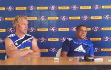 Schalk Burger says the Stormer's defence will be heavily relied on once again in 2014. Picture: Alicia Pillay/EWN
