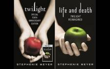 Stephanie Meyer's dual publication 'Twilight Tenth Anniversary/Life and Death' went on sale on Tuesday. Picture: Twitter via @FickleFishFilms.