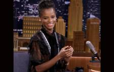 FILE: 'Black Panther' actress Letitia Wright. Picture: @letitiawright/Twitter.