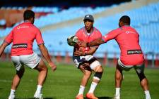 Bulls players warm-up before a match. Picture: @BlueBullsRugby/Twitter