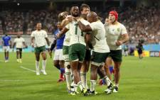 Springboks vs Namibia during the Rugby World Cup on 29 September 2019. Picture: @Springboks/Twitter.