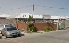 A Google Maps screengrab of the Khayelitsha Site B Clinic.