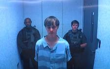 Dylan Roof is on suicide watch. Picture: CNN