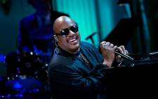 FILE: Music icon Stevie Wonder. Picture: AFP.