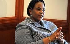 International Relations Minister Maite Nkoana-Mashabane. Picture: Eyewitness News