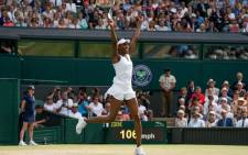 Venus Williams storms into her 9th Wimbledon Final at the All England Club. Picture: @Wimbledon