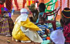 FILE: The Ebola death toll in West Africa has risen above 2,000. Picture: AFP.