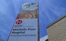 The new Mitchells Plain Hospital opened its doors on 12 November 2013. Picture: Renee de Villiers/EWN.