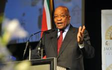 FILE. President Jacob Zuma. Picture: GCIS.