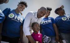 DA leader Mmusi Maimane kicked off the party's mobilisation week in Soweto on 18 February 2018, ahead of its manifesto launch.  Picture: Abigail Javier/EWN