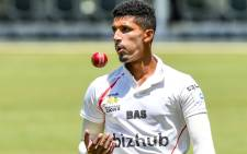 Lions' fast bowlers Beuran Hendricks. Picture: @OfficialCSA/Twitter.