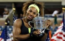 FILE: Serena Williams. Picture: AFP.