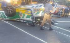 The official nomination of Thoko Didiza as ANC's Tshwane Mayoral candidate has sparked clashes in Pretoria this afternoon. Picture: Jonisayi Maromo/ANA.