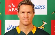 Springbok captain Jean de Villiers. Picture: Facebook.