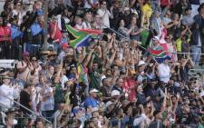 Cricket South Africa have announced that fans will be able to attend cricket matches as early as Tuesday when the quarterfinals of the T20 Knockout get underway. Picture: AFP