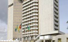 The Bank of Central African States situated in Cameroon. Picture: www.beac.int
