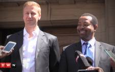 Gareth Cliff has won is urgent application to have him reinstated as 'Idols' judge. Picture :Kgothatso Mogale/EWN