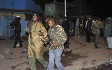 FILE: Car bomb exploded outside a police station in a poor neighbourhood of the Kenyan capital Nairobi on Wednesday. pICTURE