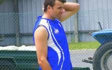 Justin Kemp of the Nashua Mobile Cape Cobras
