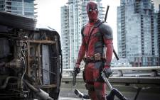 Marvel's Deadpool movie will be released in 2016. Picture: @deadpoolmovie via Twitter.
