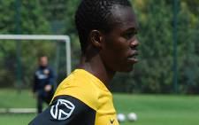 Kaizer Chiefs striker Knowledge Musona. Picture: EWN.