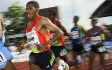 Long-distance champion Haile Gebrselassie plans to enter the Ethiopian political arena
