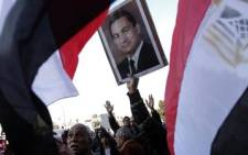 Protests in Egypt. Picture: AFP
