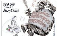 'King David' & Goliath