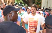 FILE: The University of Pretoria has confirmed all lectures have been cancelled for the day after demonstrator's boycotted classes on 22 February 2016. Picture: Christa Eybers/EWN
