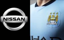 Nissan and City Football Group have entered into a lucrative 5-year sponsorship agreement. Picture: Official Nissan Facebook Page/Official Manchester City Facebook Page/EWN