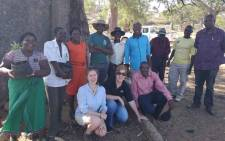 Workshop and pepper-bark seedling distribution in the Mutema Highlands in Zimbabwe. Picture: Botanic Gardens Conservation International