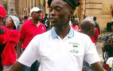 Suspended ANCYL Secretary-General, Sindiso Magaqa