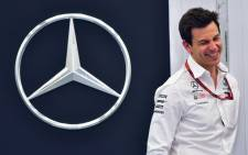 Toto Wolff, team principal and CEO of Mercedes-AMG. Picture: AFP