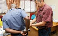 FILE: The South African Police Service (SAPS) in the Western Cape arrested a 38-year-old constable at the Kuils River police station for house robbery. Picture: SAPS via Twitter