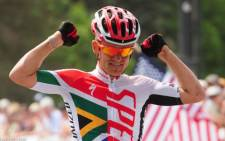 South African cyclist Burry Stander who died after being knocked over by a taxi in January. Picture: Facebook.