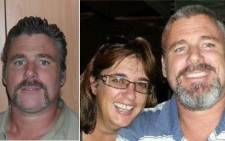 Yvette Lötter says her husband was a loving father and husband and a loyal friend.