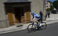 Pinot and Bardet both have long careers ahead of them as they lead a new generation of bold Frenchmen. Picture: AFP.