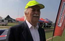 Advocate George Bizos attended the 2nd annual George Bizos mini-marathon at the Saheti School in Senderwood on 29 September 2013.