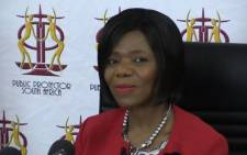 Public Protector Thuli Madonsela's term ends in October. Picture: Kgothaso Mogale/EWN