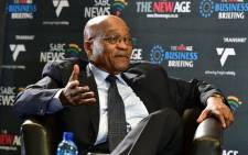 President Jacob Zuma. Picture: GCIS.