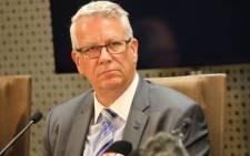 Ford CEO Jeff Nemeth. Picture: Christa Eybers/EWN.