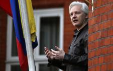 FILE: Julian Assange is wanted in the United States on 18 counts, including conspiring to hack government computers and violating an espionage law. Picture: AFP