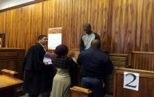 FILE: Siphiwo Zondani has been sentenced to life, after he shot dead detective Constable Mthetheleli Gunya in Nyanga last October. Picture: Siyabonga Sesant EWN.