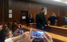 FILE: Christopher Panayiotou appears in court. Picture: Siyabonga Sesant/EWN