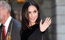 The Duchess of Sussex, Meghan Markle, attended the Royal Academy of Arts for the opening of the Oceania exhibition, bringing together about 200 works from public collections. Picture: @kensingtonfamily/instagram